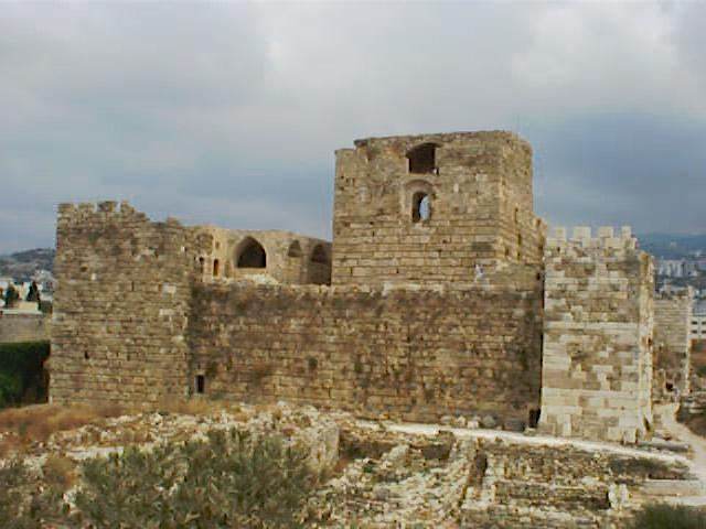 Visit the           Archeological Ruins of Byblos