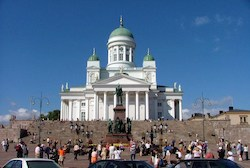 Helsinki Virtual Tour