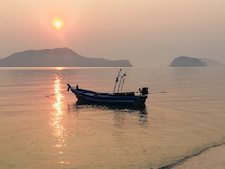Sunrise Over Sam Roi Yot